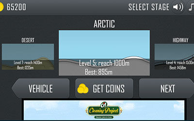 Review Game Hill Climb Racing For Android 2