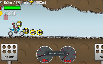 Review Game Hill Climb Racing For Android 4