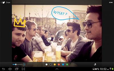 Twitter Merilis Twitter For Android Tablet 3