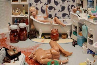 Barbie Paling Sadis 2