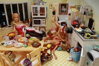Barbie Paling Sadis 24