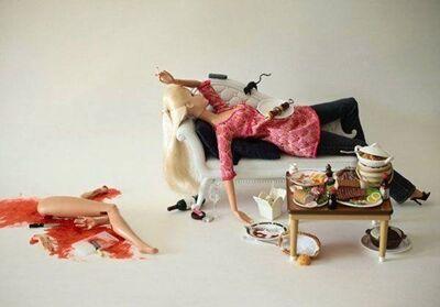 Barbie Paling Sadis 12
