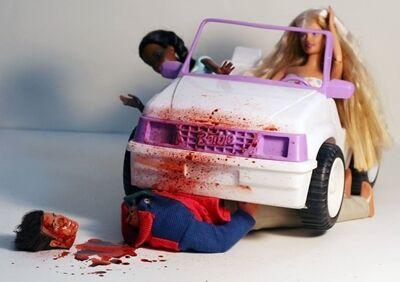 Barbie Paling Sadis 1