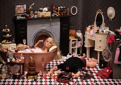 Barbie Paling Sadis 32