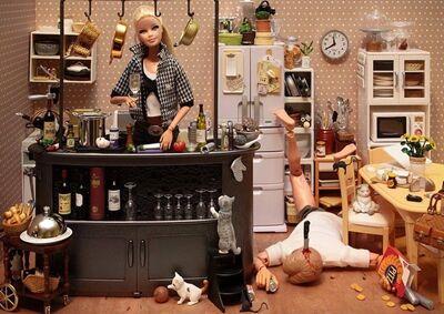 Barbie Paling Sadis 25