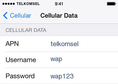 Ios84 Id Telkomselinternet