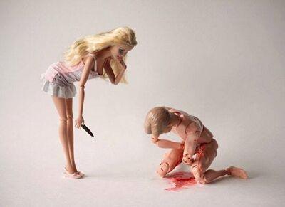 Barbie Paling Sadis 10