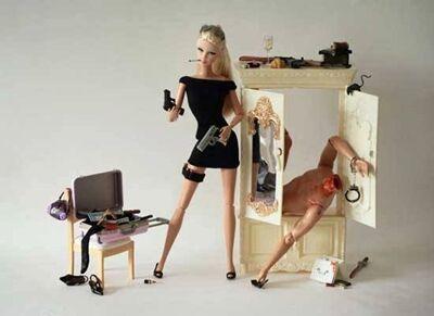 Barbie Paling Sadis 23
