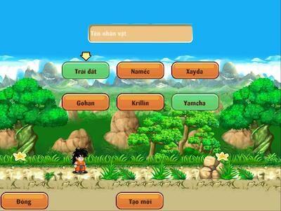 Dragon Ball Online Apk Free