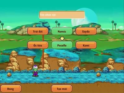 Game Seru Dragonball Online Untuk Android