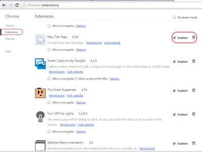 Cara Menghilangkan Pencarian Bing Dari Browser 1 A