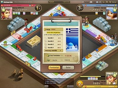 5 Keuntungan Yang Didapat Dari Permainan Monopoly