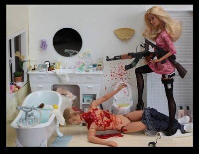 Barbie Paling Sadis 7