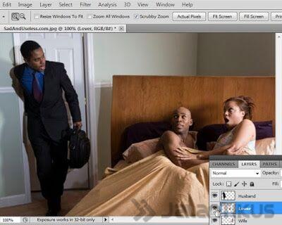Inilah Jadinya Jika Photoshop Dapat Digunakan Di Kehidupan Nyata 11