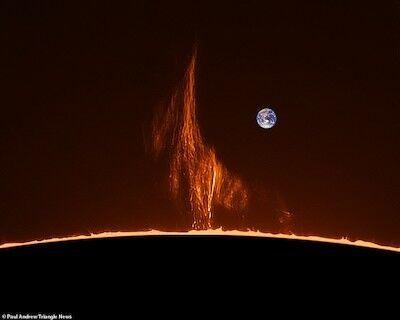 Foto Matahari Indah Aa694