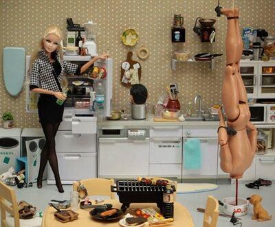 Barbie Paling Sadis 21