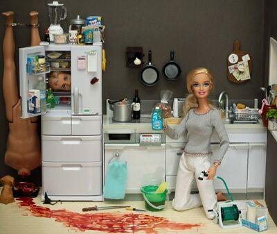 Barbie Paling Sadis 27