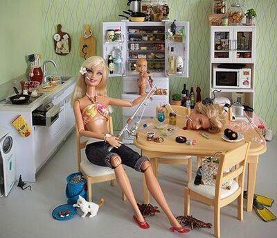 Barbie Paling Sadis 16
