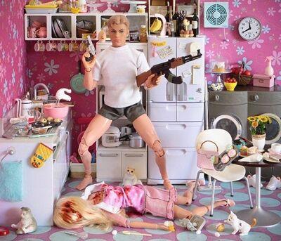 Barbie Paling Sadis 8