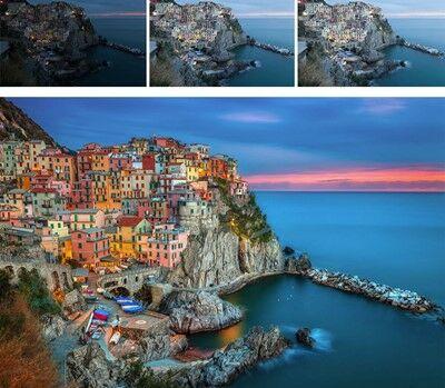 Photoshop Travel 10