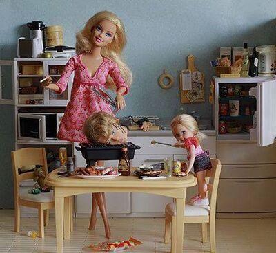 Barbie Paling Sadis 31