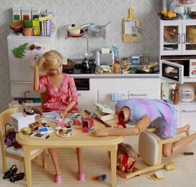 Barbie Paling Sadis 30