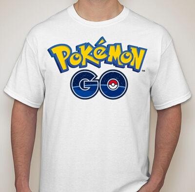 Pokemon Go Tshirt