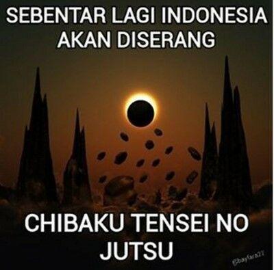 Meme Gerhana Matahari 9