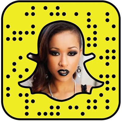 Snapchat Bintang Porno 2