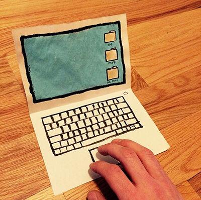 Ilustrasi Menyedihkan Teknologi 17