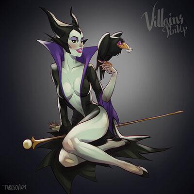 Disney Sexy Villains 5