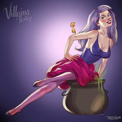 Disney Sexy Villains 9