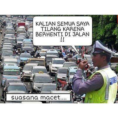 Meme Stop Parkir 1