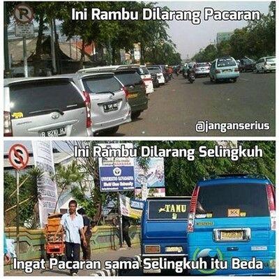 Meme Stop Parkir 5