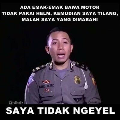 Meme Stop Parkir 9