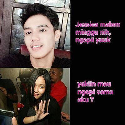 Meme Jessica Wongso Kopi Sianida 9