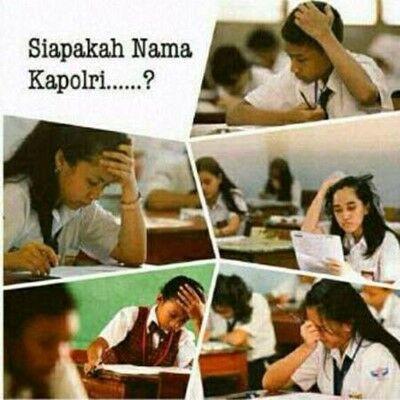 Meme Ujian Nasional 25