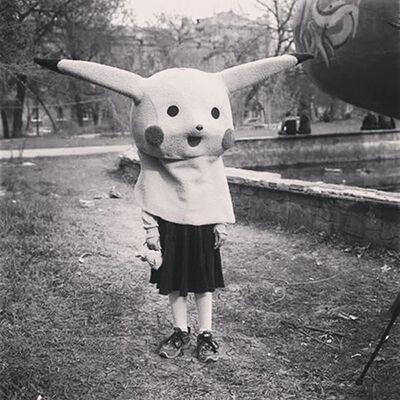 Pikachu Jijik 15