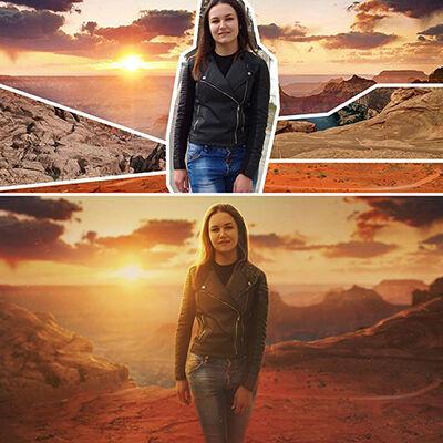 Hasil Photoshop Asal Rusia 10