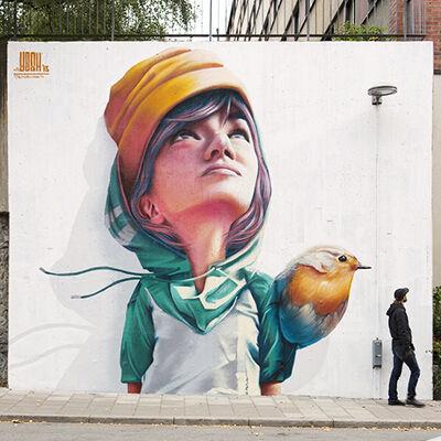 Karya Seni Jalanan Wow 7