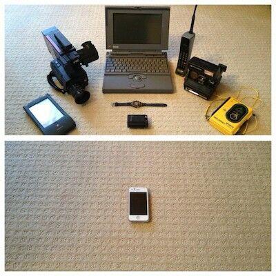 Perkembangan Teknologi Dari Dulu Sampai Sekarang C304c
