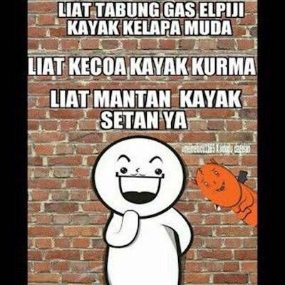 Meme Tentang Mantan 6f352
