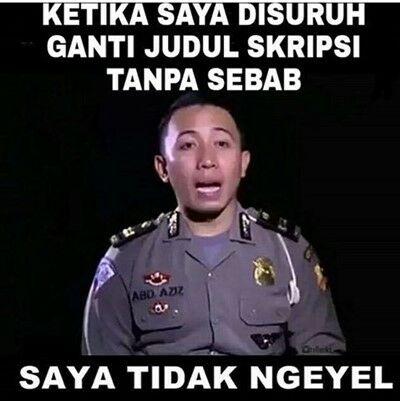 Meme Stop Parkir 15