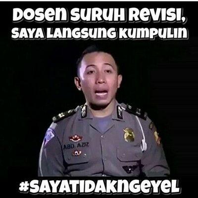 Meme Stop Parkir 18