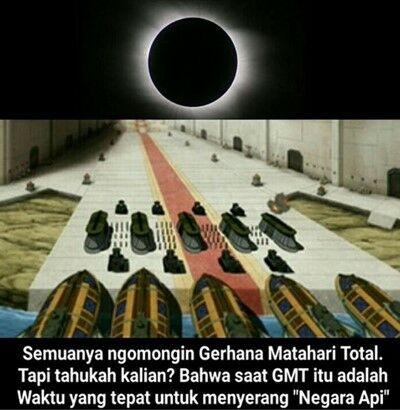 Meme Gerhana Matahari 8