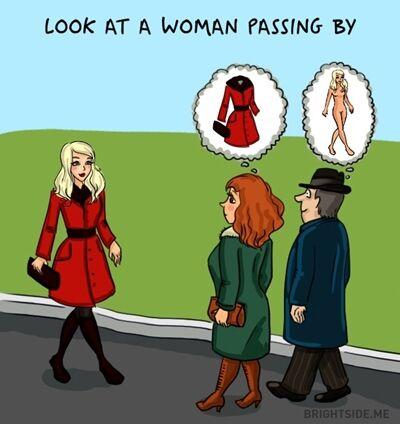 Perbedaan Laki Laki Dan Perempuan 5