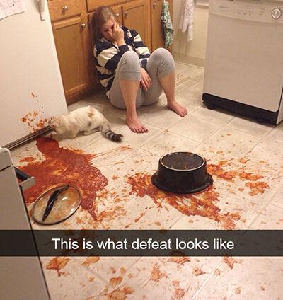 Momen Snapchat Terburuk 5
