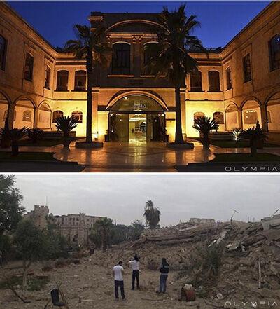 Perang Suriah 20