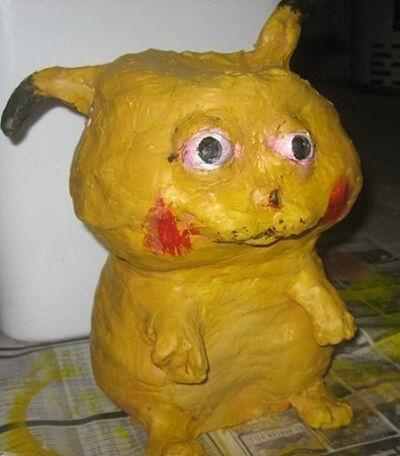 Pikachu Jijik 8