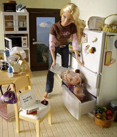 Barbie Paling Sadis 5